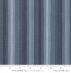 MODA FABRICS - Goldenrod - Gradient Stripes - Navy