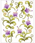 Tattoo Elementz Blossom - Violet