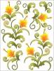 Tattoo Elementz Blossom - Tangerine