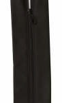 Zippity-Do-Done Black 18 Inch Zipper With Pull