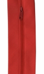 Zippity-Do-Done Red 18 Inch Zipper With Pull