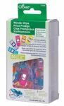 Clover Wonder Clips Assorted Colors - 50 Pack