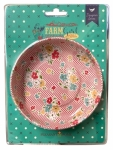 Farm Girl Vintage 4 inch Magnetic Pin Bowl by Lori Holt