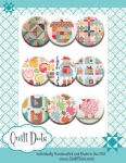 Quilt Dots - Lori Holt Farm Girl 9 Set