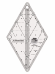 Creative Grids 60 Degree Mini Diamond Ruler CGR60DIAMINI