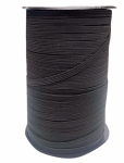 Elastic - Black Braided - 140 yd Spool .25 Inch