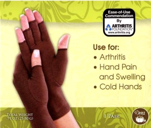 Dritz Creative Comfort Crafters Comfort Glove Small