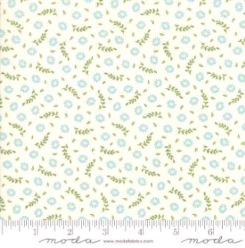 MODA FABRICS - Harpers Garden - Cream
