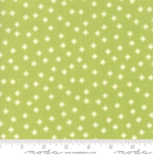MODA FABRICS - Harpers Garden - Lime