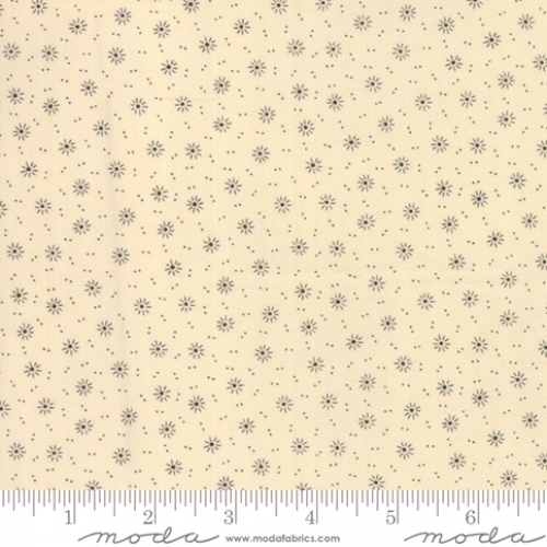 MODA FABRICS - Jos Shirtings - Parchment Charcoal