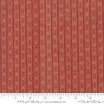 MODA FABRICS - Hickory Road - Red Stripe