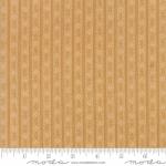 MODA FABRICS - Hickory Road - Gold Tonal Stripe