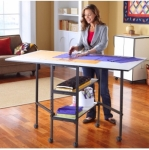 Sullivans USA - Adjustable Home Hobby Table