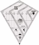 Creative Grids Kites Plus Ruler  CGRKC1