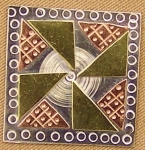 Pinwheel Needle Nanny by Puffin & Company