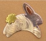 Bunny Needle Nanny by Puffin & Company