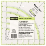 Omnigrip OmniArc Circle Cutter Ruler 8in Square by Omnigrid