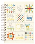 Sandy Gervais - Oh Happy Day Notebook