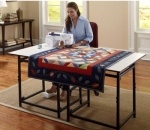 Quilt & Sew Add A Table by Sullivans USA