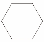Sue Daley - 1 inch Hexagon Template