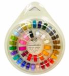 Quilters Select - Prewound Multi-Color Bobbin Ring by Alex Anderson
