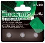 Clearance - Rotary Lite Replacement Battery Set 3pk
