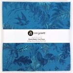 Andover - Secret Stash - Cool Tones 10x10 Squares by Laundry Basket Quilts
