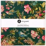 Andover - Secret Stash - Earth Tones 10x10 Squares by Laundry Basket Quilts