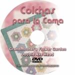 Spanish DVD: Grandmothers Flower Garden & Double Ax Head
