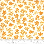 MODA FABRICS - A Blooming Bunch - Cheddar