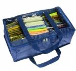 Quilters Fat Quarter Bag - Navy