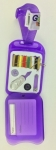 Purple Go and Sew Baggage Sewing Kit