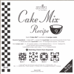Miss Rosie's Quilt Co - Cake Mix Recipe 9