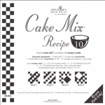 Miss Rosie's Quilt Co - Cake Mix Recipe 10