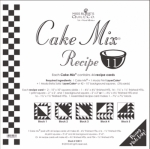 Miss Rosie's Quilt Co - Cake Mix Recipe 11