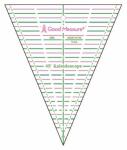 Good Measure Kaleidoscope Ruler