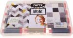 Aurifil - Brigitte Heitland Paper Ink Thread Collection 12 Large Spools 50wt