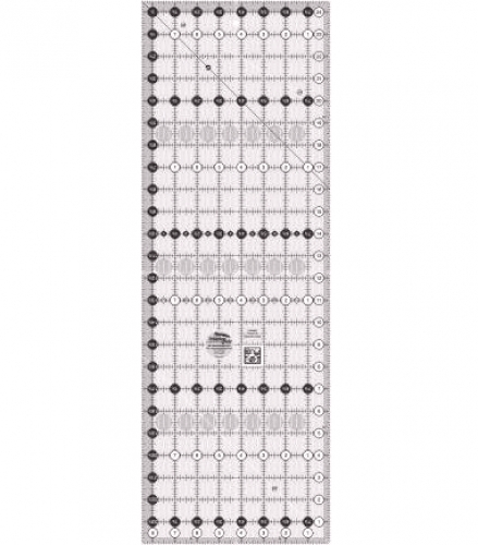 Creative Grids Quilting Ruler 8 1/2in x 24 1/2in CGR824