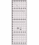 Creative Grids Quilting Ruler 8 1/2in x 24 1/2in CGR824 - includes Mat Board Tote Bag Pattern