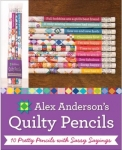 Clearance - Alex Anderson's Quilty Pencils