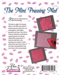 Mini Pressing Mat by Pam Damour