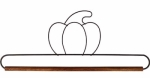 12in Pumpkin Holder by Ackfeld