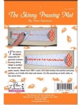 Skinny Pressing Mat by Pam Damour The Decorating Diva