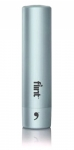 Clearance - Flint Retractable Lint Roller - Cool Mint Metallic