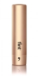 Clearance - Flint Retractable Lint Roller - Gold Metallic