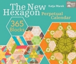 The New Hexagon Perpetual Calendar by That Patchwork Place