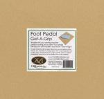 Get A Grip Foot Pedal Pad by Martelli Enterprises