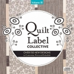 Quilt Label Collective CD Vol 3