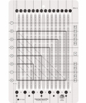Creative Grids Stripology Mini Quilt Ruler CGRGE3
