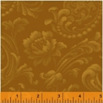 WINDHAM FABRICS - Mary's Blenders - Brown - #384